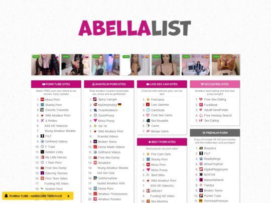 AbellaList