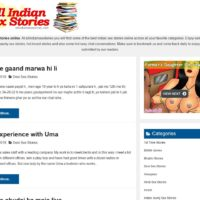All Indian Sex Stories 5