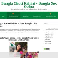 Bangla Choti Kahini 1