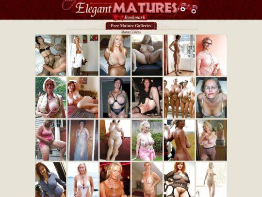 Elegant Matures