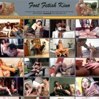 Foot Fetish Kino 2