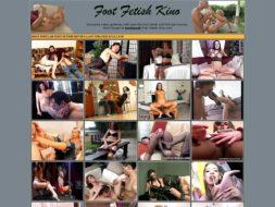 Foot Fetish Kino