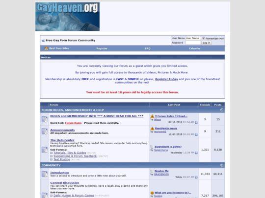 GayHeaven.org