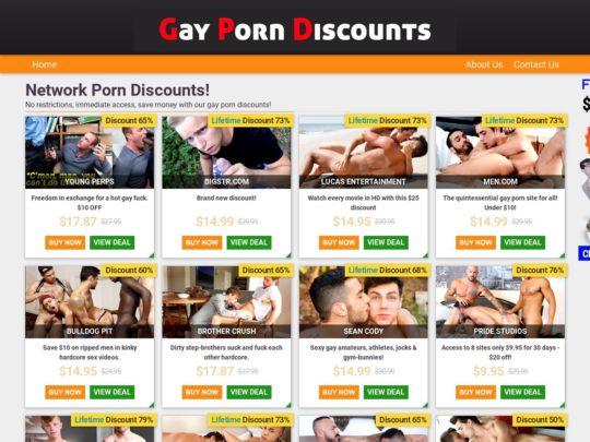 GayPornDiscounts.co