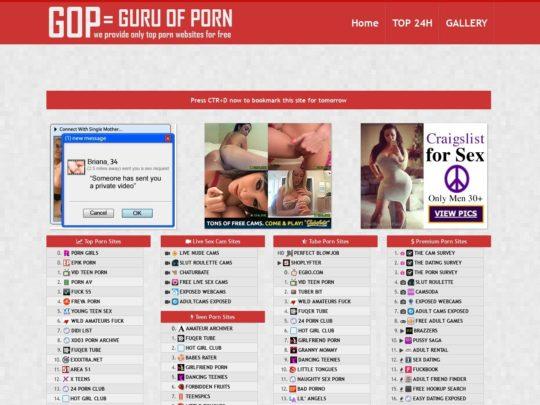 Guru of Porn