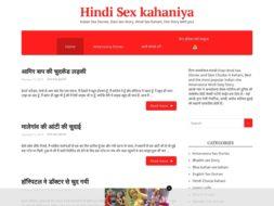 Hindi Sex Stories