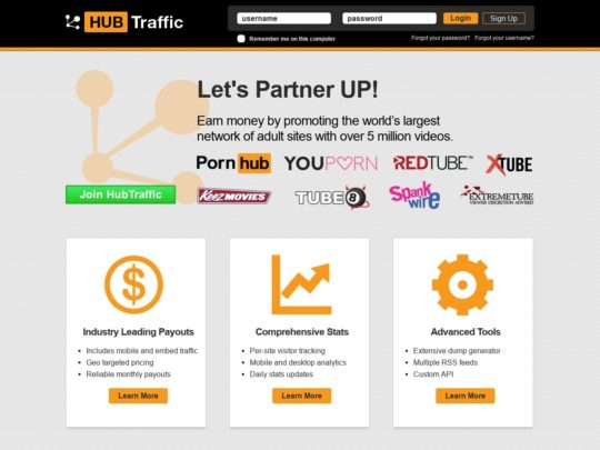 Hub Traffic