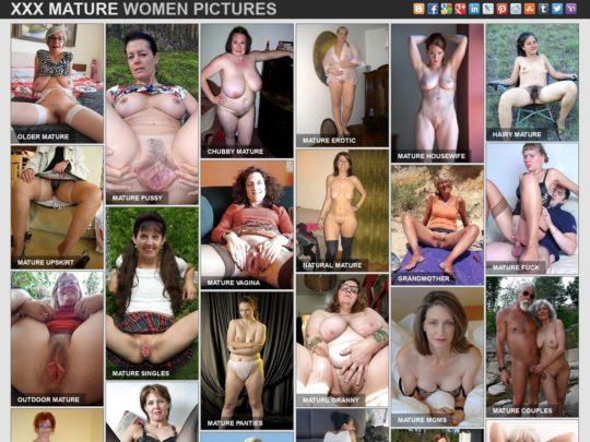 Mature Women Pictures