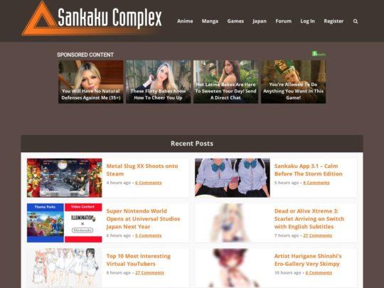 Sankaku Complex