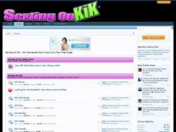 Sexting On KiK