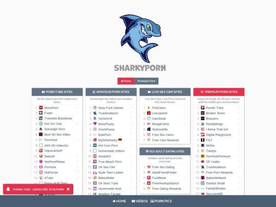 Sharky Porn