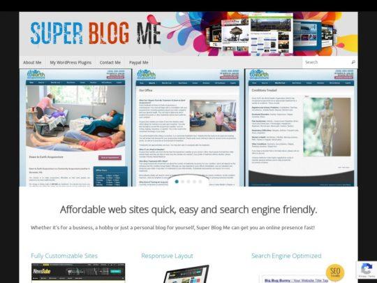 Super Blog Me