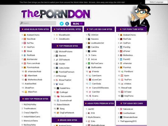 The Porn Don