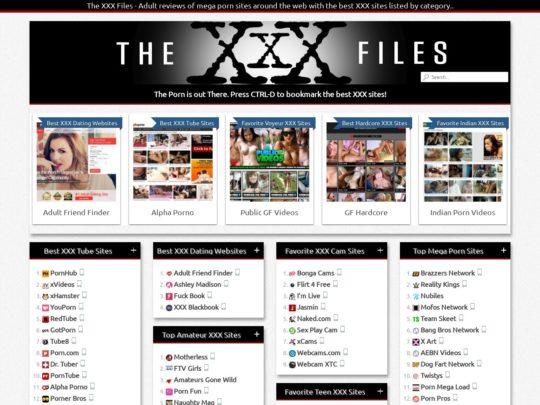 The XXX Files