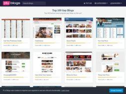 Top 100 Gay Blogs