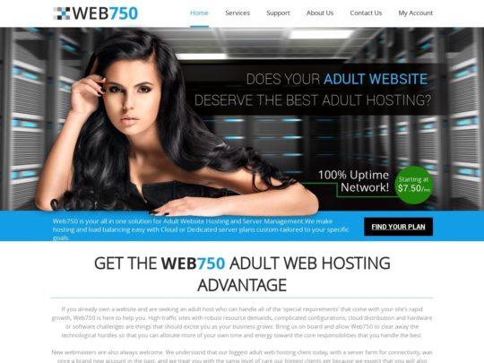 Web750